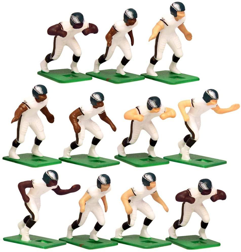 Philadelphia EaglesAway Jersey NFL Action Figure Set
