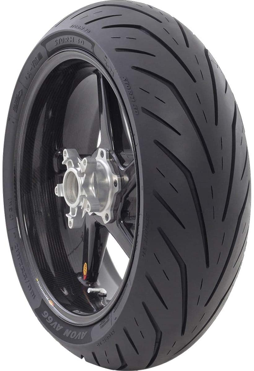 Avon Tire Storm 3D X-M Rear Tire (180/55R-17)