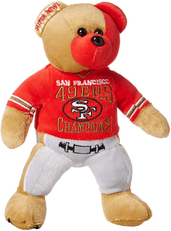 FOCO NFL Super Bowl Champions Thematic Bear (Team vs. Team Edition)