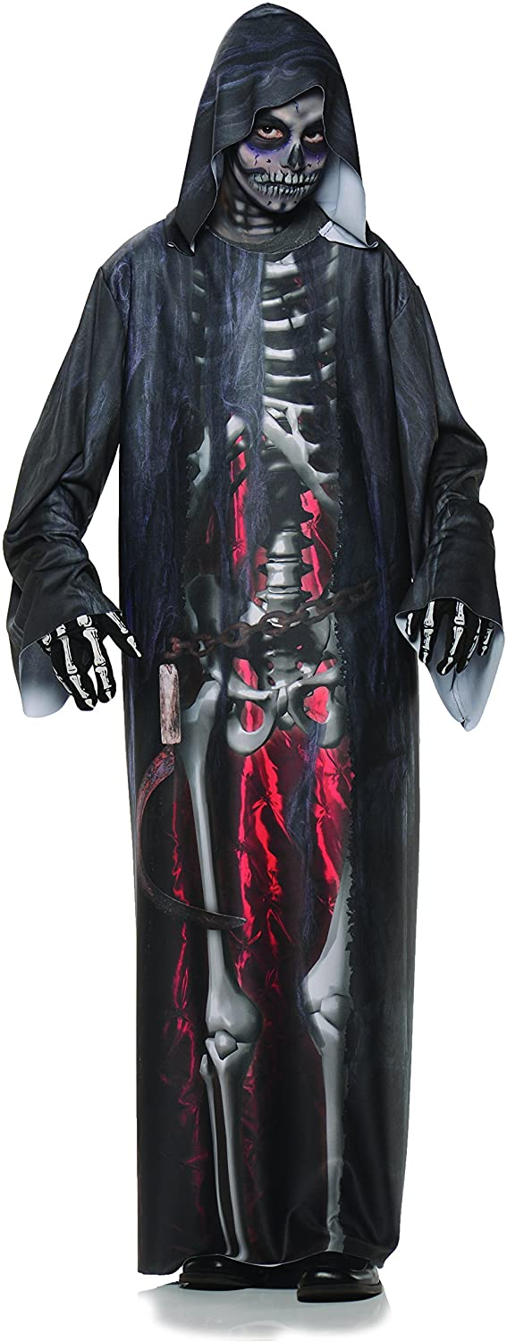 Underworld Grim Reaper Child Costume Dark Reaper