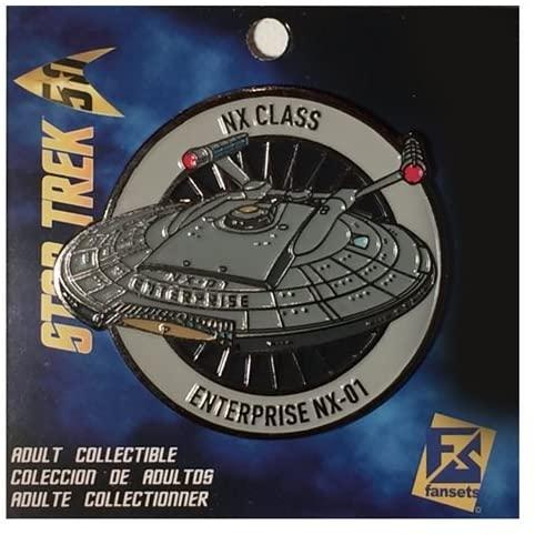 FanSets Star Trek Enterprise NX-01 Pin