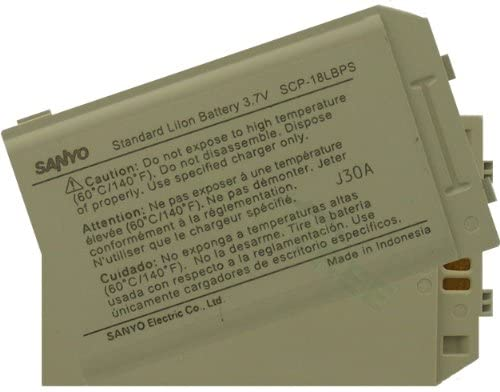 SANYO OEM SCP-18LBPS BATTERY SCP-2300 VI-2300 200
