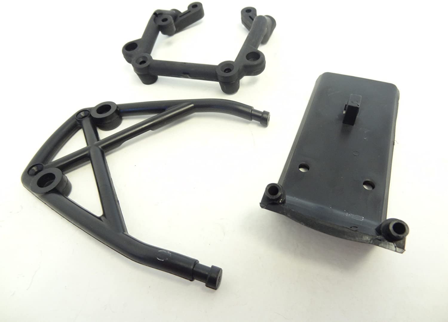 Rovan RC Bumper and Support Brace and Rear Cage Support