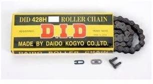 D.I.D 428 H Heavy Duty Standard Chain - 100 Links 428H x 112