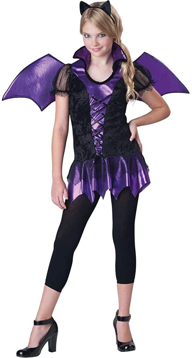 InCharacter Costumes Girls Bat Reputation Costume by Fun World