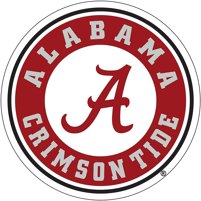 Alabama Crimson Tide Magnet Alabama Seal Magnet 18