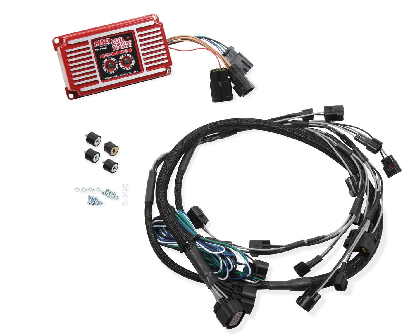 MSD 8740 Coil Current Booster (Ford)