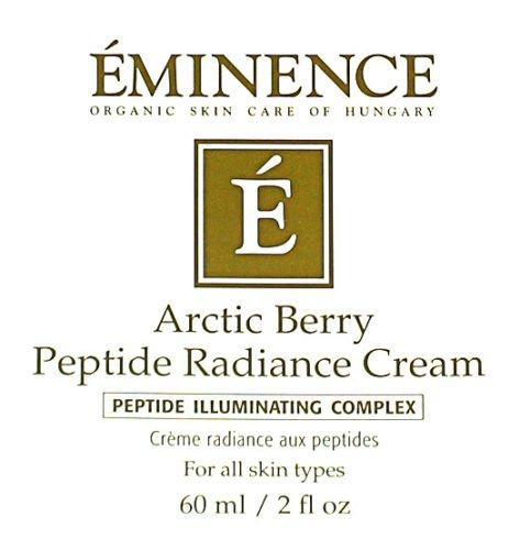 Eminence Arctic Berry Peptide Radiance Cream 2oz(60ml)new Fresh Product