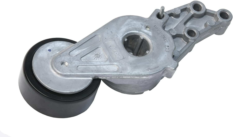 URO Parts 06B903133E Acc. Belt Tensioner, Includes NTN/NSK Bearing