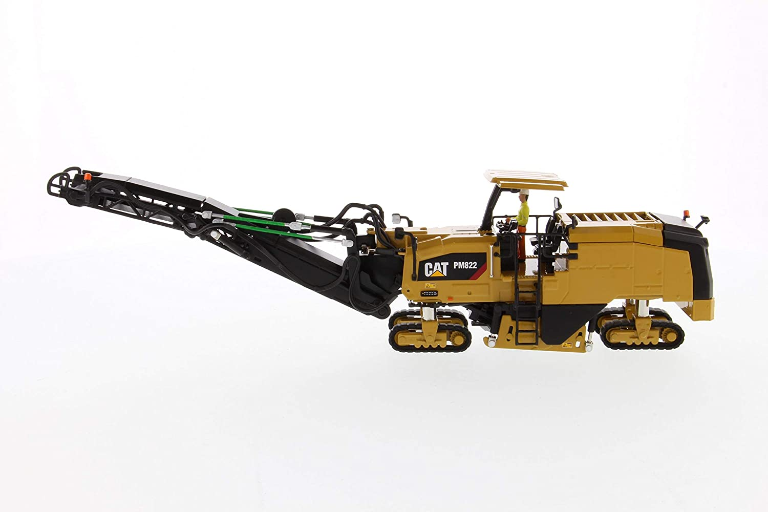 Diecast Masters CAT Caterpillar PM622 Cold Planer with Operator High Line Series 1/50 Diecast Model 85587