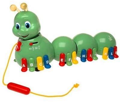 Leap Frog Alphabet Pal Toddler Light Up Caterpillar