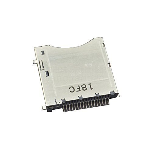 Feicuan Main Engine Game Card Slot Replacement Part Repair Accessory for NDSL Host [Nintendo DS]
