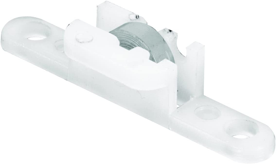 Prime-Line Products G 3038 Sliding Window Roller Assembly, 3/8-Inch Flat Steel Wheel,(Pack of 4)