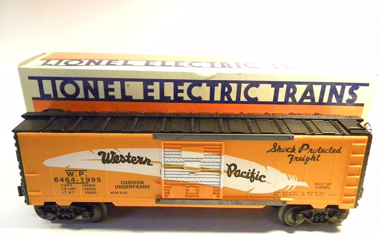 Lionel 52057 TTOS Western Pacific 6464-1995 Boxcar