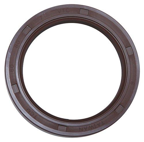 TCM 22X40X7VTF-BX FKM/Carbon Steel Oil Seal, TF Type, 0.866