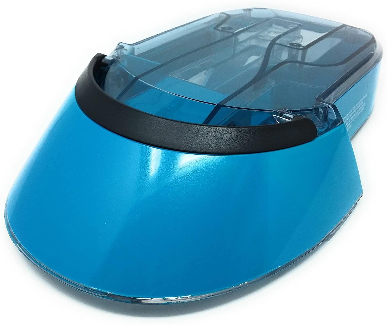 Bissell Deep Clean ProHeat 2X Professional Pet Carpet Cleaner   17N4 Series Tank Lid Assembly (Aqua Blue)