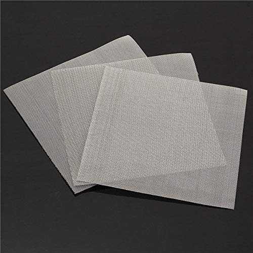 Mesh & Wire Cloth - 3pcs 304 Stainless Steel 50 Mesh Filter Water Oil Industrial Filtration Woven Wire - by FriccoBB