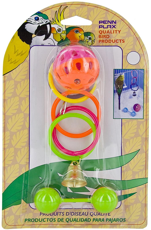 Penn Plax BA524 Olympic Sport Bird Toy Kit