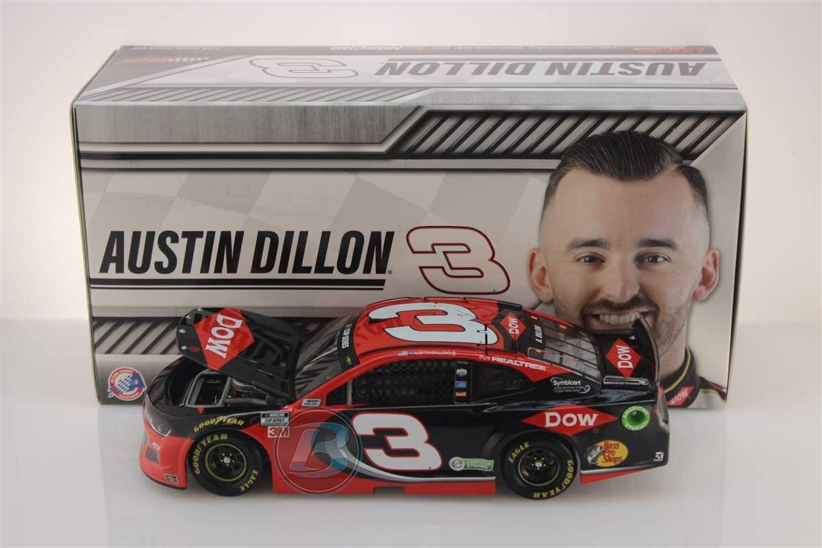 Lionel Racing Austin Dillon 2020 Dow Diecast Car 1:24 Scale