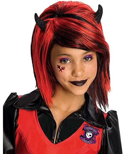 Rubie's Costume Co Dark & Devilish Wig Costume