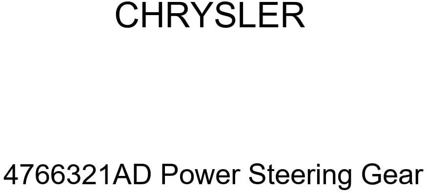 Genuine Chrysler 4766321AD Power Steering Gear