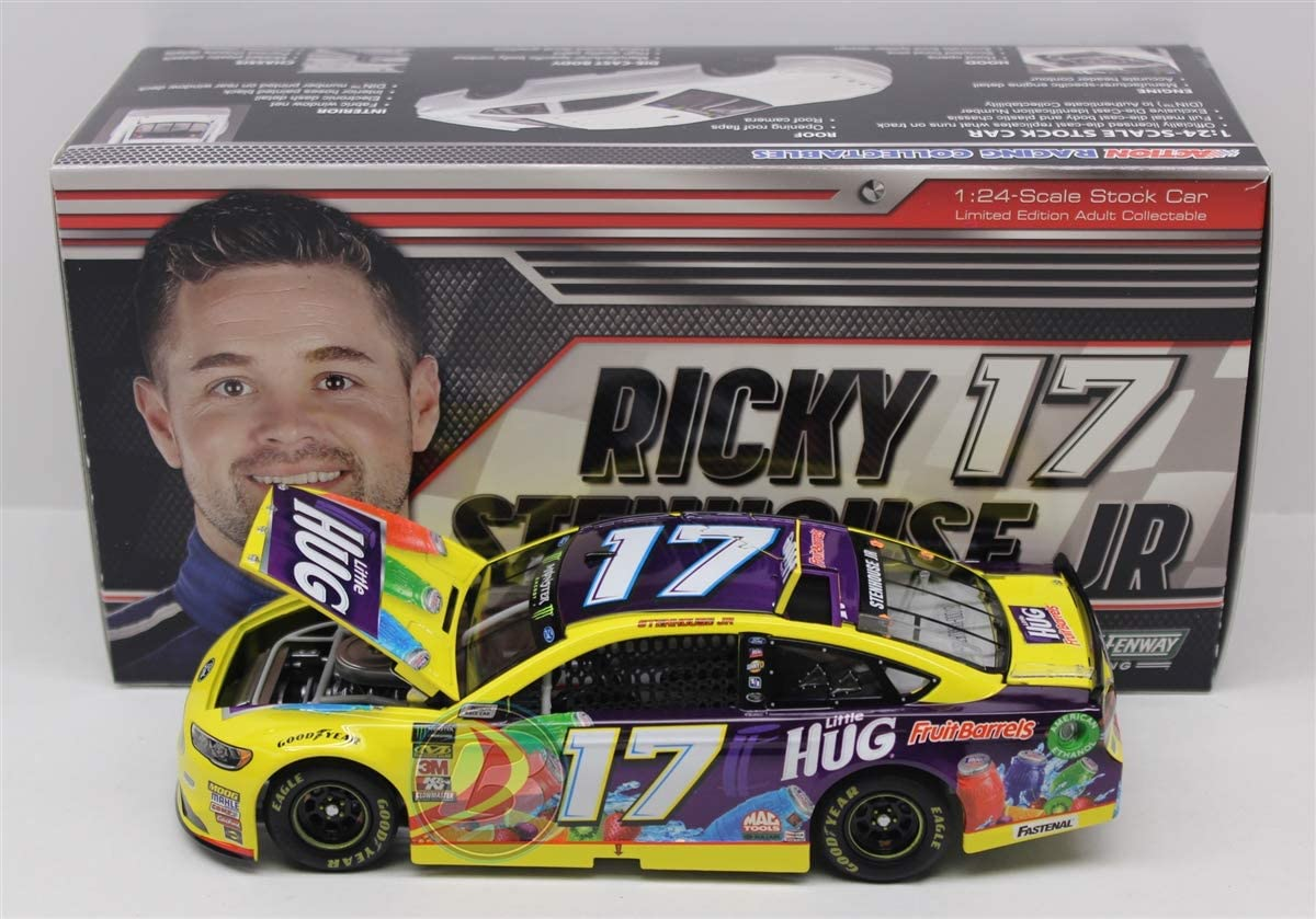 Lionel Racing Ricky Stenhouse Jr 2018 Little Hug 1:24