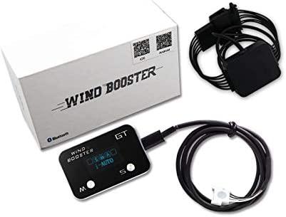 DE.SOUL Electronic Throttle Accelerator Bluetooth APP Controller WindBooster for Lancia