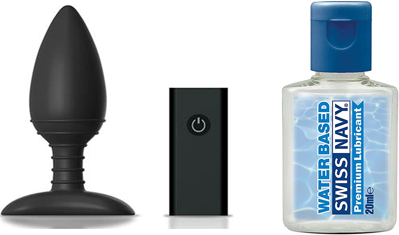 Nexus Ace Medium-Black + Free Lube
