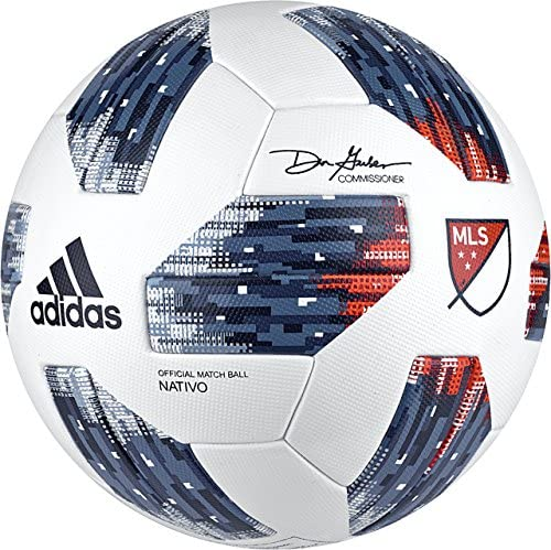 adidas MLS Official Game Ball - Soccer