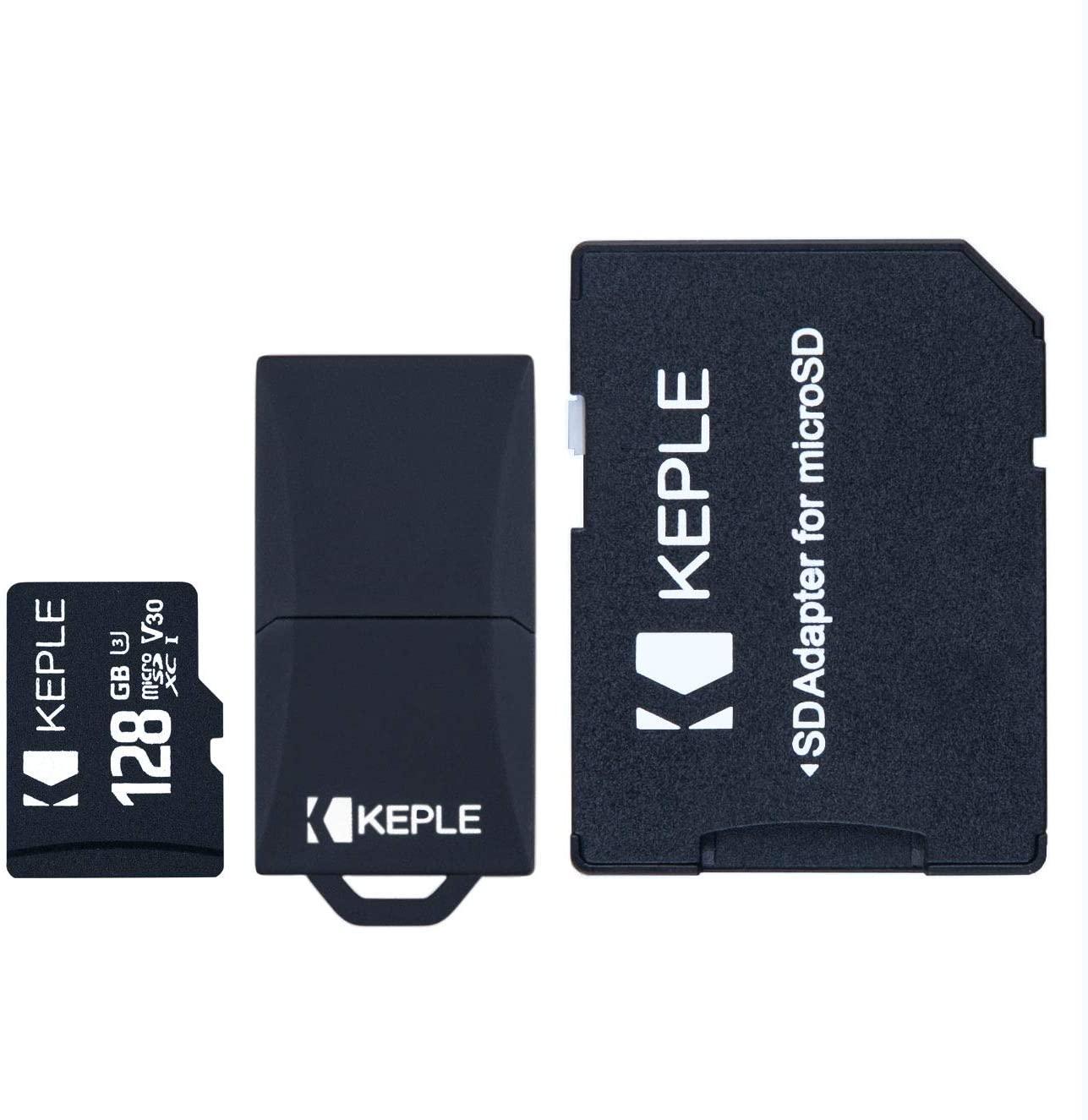 128GB microSD Memory Card Micro SD for Lenovo Tab 4, 10 Plus, 8 Plus, 7 Essential, Moto Tab/Acer Iconia One 10 B3-A20 / Huawei MediaPad T3 Tablet (10.1) Tablet   128 GB UHS-1 U1 High Speed Class 10