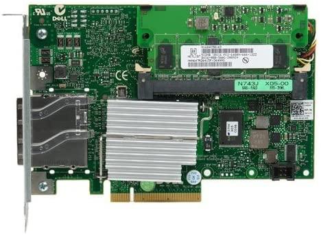 Dell 342-1560 PERC H800 SAS CTRL 1GB (Renewed)