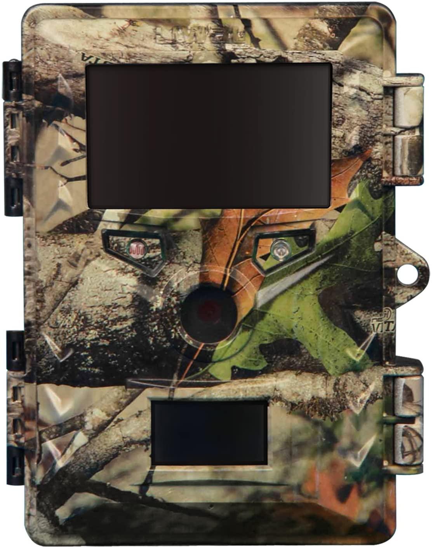 HCO Uway VH200B Game Camera, Camouflage