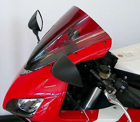 MRA Racing Screen, CBR 1000 RR, 04-07, Smoke Gray
