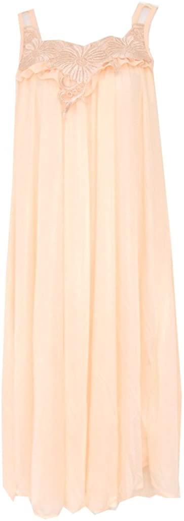 Nylon Gown 266 Peach 1X