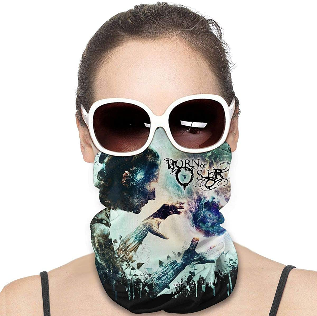 Variety Head Scarf Breathable Face Bandanas Scarf Neck Gaiter For Unisex Outdoor Windproof Sports Bandanas Ski Bandanas Scarf Bandana-Born Of Osiris