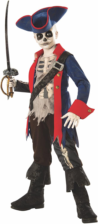 Rubie's Captain Bones Boys Costume