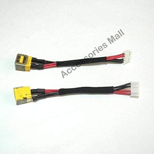 Cables 1-20 PCS DC Power Jack Cable for Acer Extensa 5420 5620 5220 5610 5310 4320 5120 5220 5240 7120 7220 7420 5520 DC Connector - (Cable Length: 1 pcs)