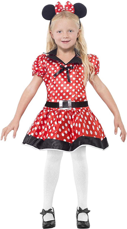 Smiffy Cute Mouse Child Costume