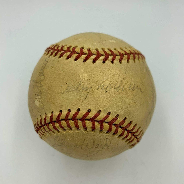1974 Chicago Cubs Team Signed Autographed Baseball - Autographed Baseballs