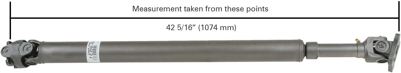 Cardone 65-9831 Remanufactured Prop Shaft