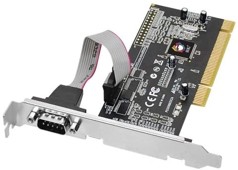 SIIG JJ-P01311-S1 Serial Adapter Components