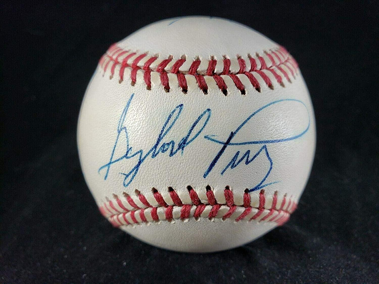 Gaylord Perry Al Kaline Brooks Robinson Luis Aparicio Signed Baseball COA - JSA Certified - Autographed Baseballs