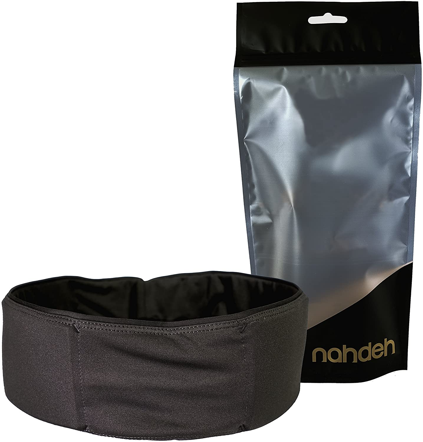 nahdeh Bruisebelt - Hip Pads Protection Belt for Volleyball, Basketball, Football and Other Contact Sports - This Hip Protector is an Easy Slide on Belt with Gel Pads