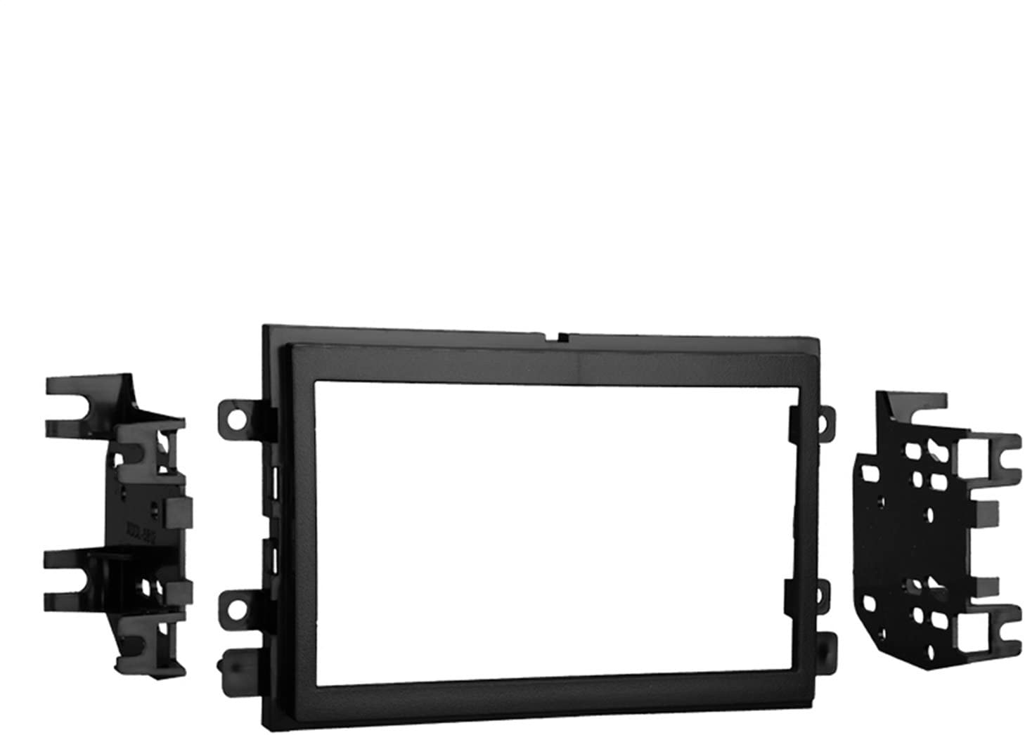 Metra 95-5812 Double DIN Installation Kit for Select 2004-up Ford Vehicles -Black