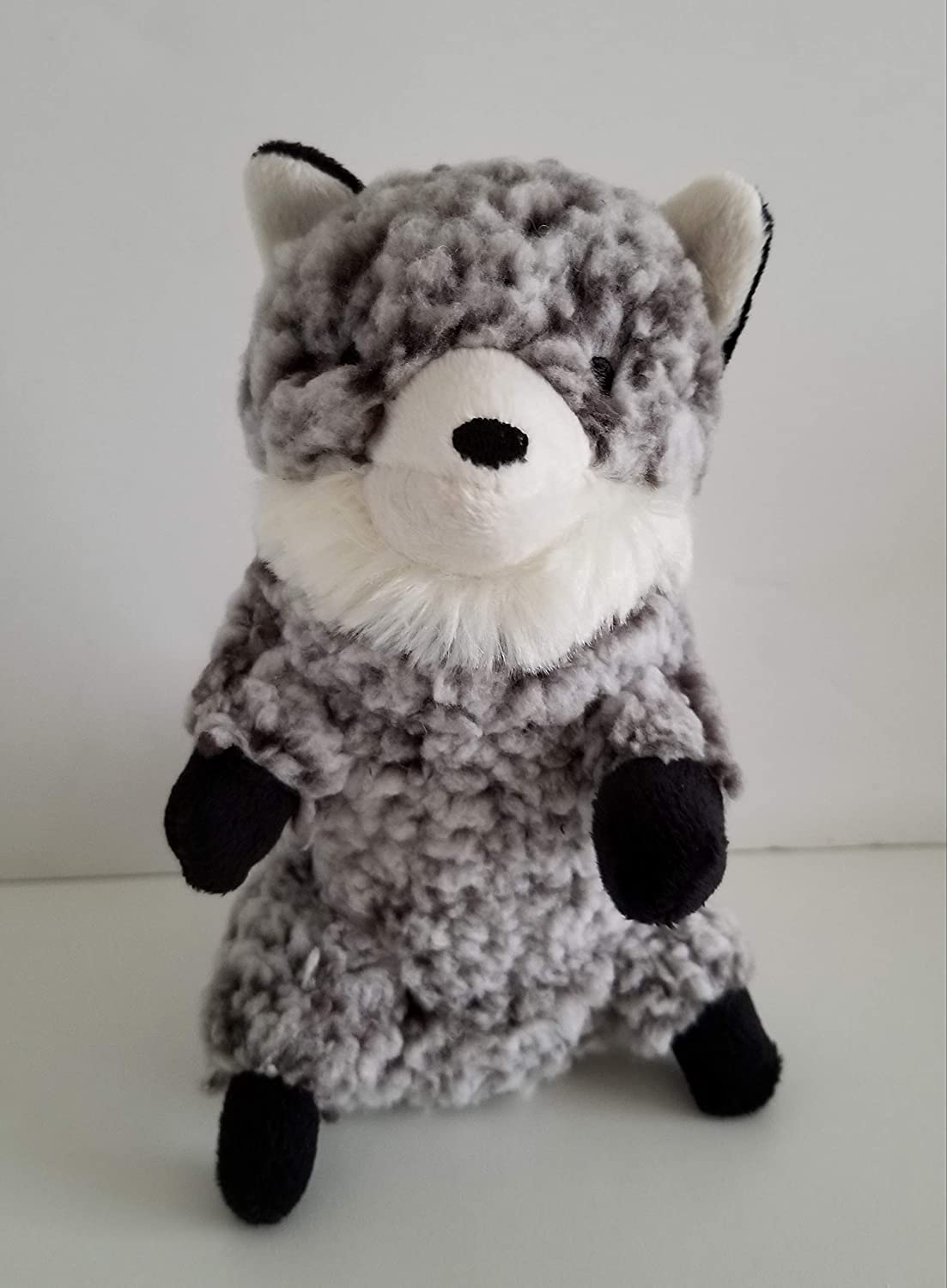 Vibrant Life Cozy Buddy Racoon Dog Toy