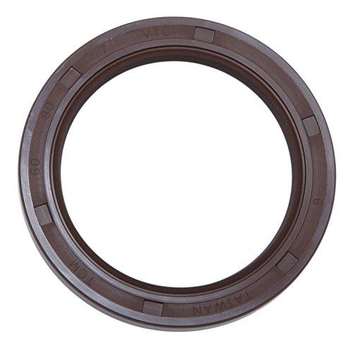 TCM 90X115X12VTF-BX FKM/Carbon Steel Oil Seal, TF Type, 3.543
