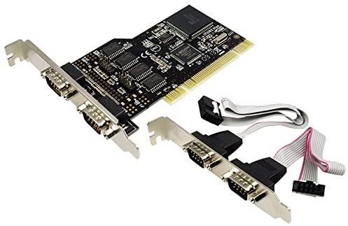 LogiLink I/OPCI Seriell 4x, PC0017