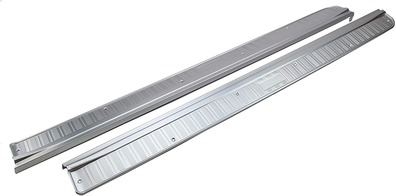 ACP 63 64 65 for Ford Falcon Door Sill Scuff Plates, w/o Decal, Hardtop/Sedan, PAIR (FC-BD045)