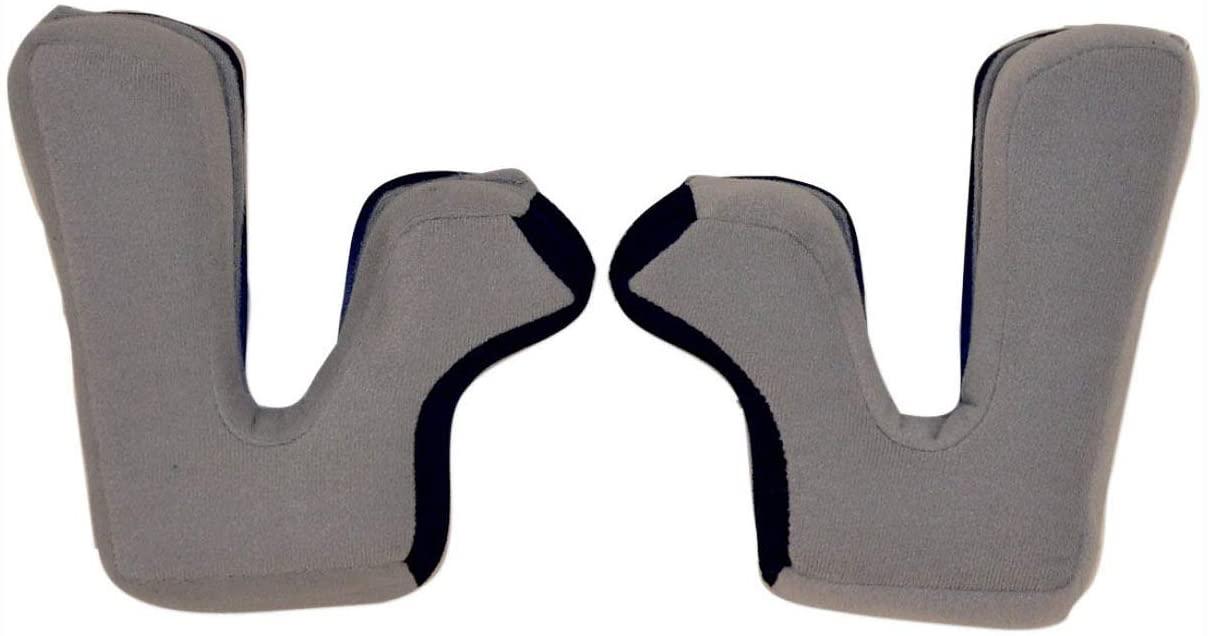 AFX Cheekpads for FX-90 Helmets - Small/Grey