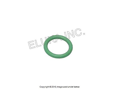 BMW Genuine O-Ring - Ac Air Condition Heater Core Pipes 13.98 MM Diameter 840Ci 840i 850Ci 850CSi 735i 735iL 740i 740iL 750iL 525i 530i 535i 540i M5 3.6 318i 318is 320i 323i 325i 325is 328i M3 M3 3.2 740i 740iL 740iLP 750iL 750iLP 525i 528i 530i 540i 540iP M5 X5 3.0i X5 4.4i X5 4.6is X5 4.8is